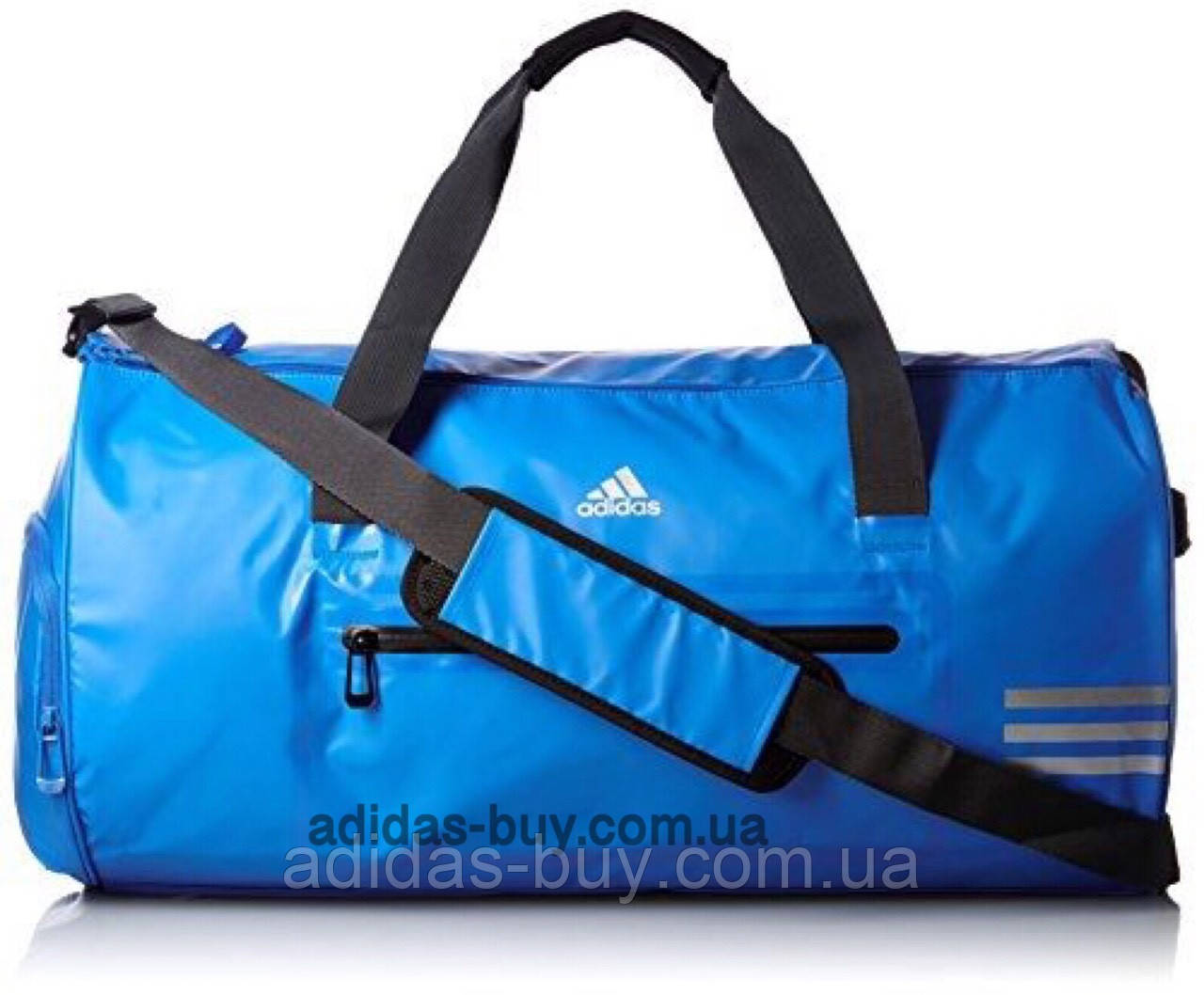 a76d9fc4ac61 Спортивная дорожная сумка adidas climacool AJ9738 цвет: синий: 1 190 ...