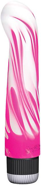 Стимулятор G-точки - Joystick, Flick-Flac, pink-white