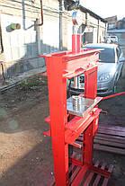 Пресс пневмогидравлический напольный 20 тонн, фото 2