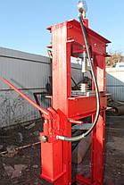Пресс пневмогидравлический напольный 20 тонн, фото 3