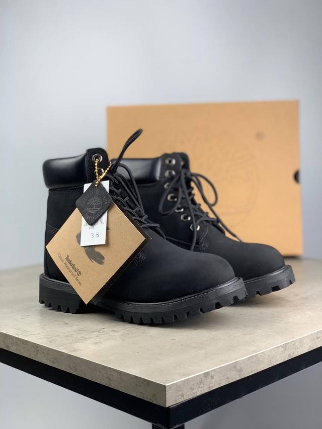 Ботинки Timberland 6 Inch Premium Black фото