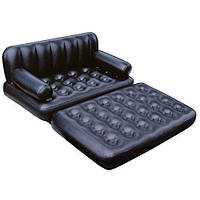 Надувний диван-трансформер Double 5-In-1 BESTWAY 75056, фото 1
