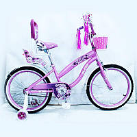 Велосипед дитячий двоколісний RUEDA 20-03B, фото 1