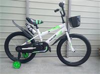 """Велосипед детский TopRider-812 12"""" салатовый, фото 1"""