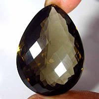 Дымчатый кварц: сочетание с серебром и особенности камня