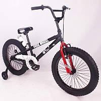 """Дитячий велосипед SIGMA FREE WHEEL-20"""" чорний, фото 1"""