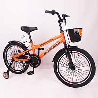 "Детский велосипед SIGMA SPEED FIEIDS-20"" orange, фото 1"