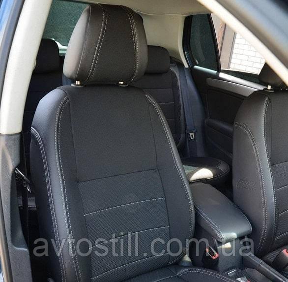 Авточехлы для Volkswagen Golf 6 хэтчбек (2008-2013)