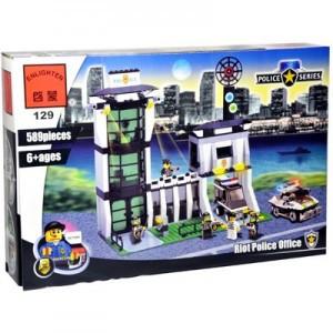 Конструктор Brick (Брик) Полицейская серия