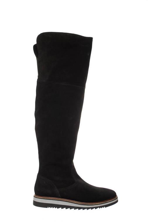 Жіночі чоботи Pier One 39 black, фото 2