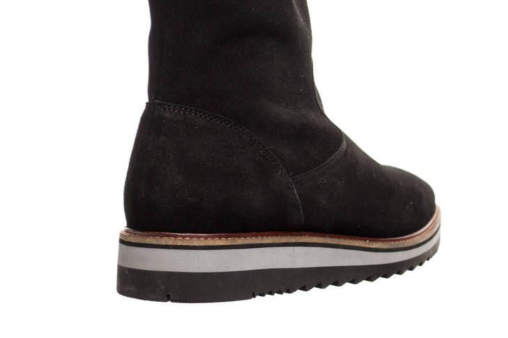 Жіночі чоботи Pier One 39 black, фото 3