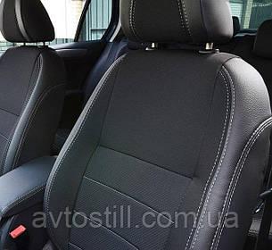 Чохли в салон Volkswagen Jetta VI (2011-..)