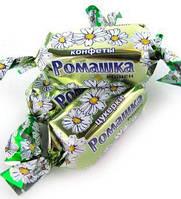 Цукерки ТМ Ромашка Рошен 1 кг.