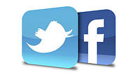 Женщины захватили Facebook и Twitter. Инфографика