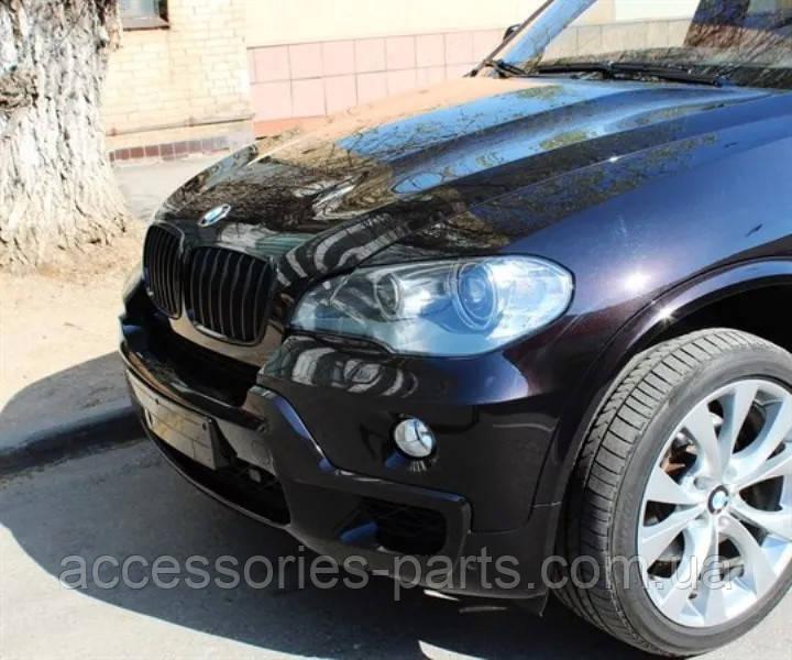 Решетка радиатора (Ноздри) BMW X5 E70/ X6 E71 Новые Оригинальные