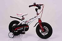"""Детский велосипед SIGMA MARS-12"""" White"""