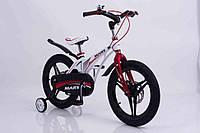 """Детский велосипед SIGMA MARS-18"""" White, фото 1"""