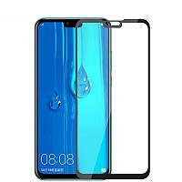 Захисне скло з рамкою для Huawei Y9 2019