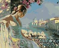 Картина по номерам Menglei MG1062 Мечты о Венеции 40 х 50 см, фото 1