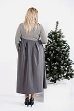Женское платье макси размеры: 42-74, фото 2