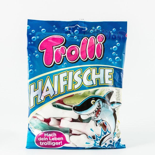 Trolli Акулы 200 g