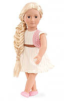 Кукла Our Generation Фиби с растущими волосами и аксессуарами 46 см BD31028Z