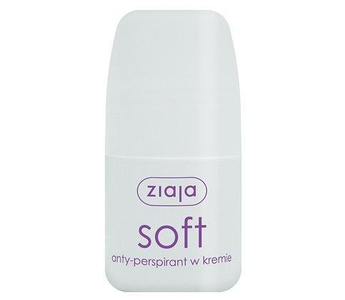Ziaja Антиперспирант - крем Soft