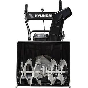 Снегоуборщик бензиновый Hyundai S 5556 (5,5 л.с.), фото 2