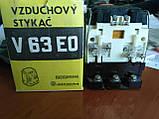 Пускач, пускач, контактор V63EO, АС3/10-500V-63A, фото 2