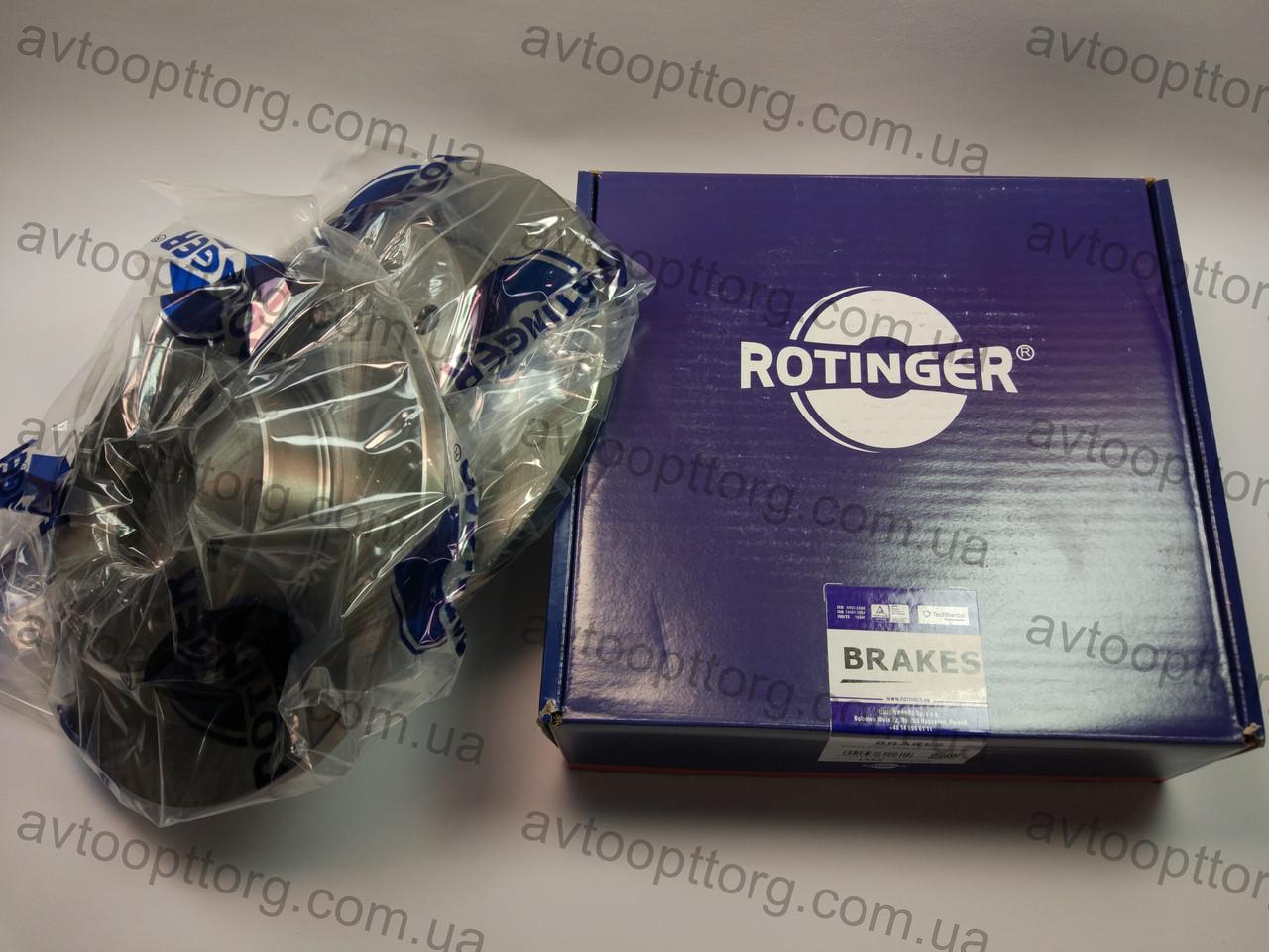 Диск тормозной (2108) ROTINGER