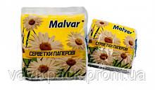 "Салфетка белая ""Malvar"" 100 шт"