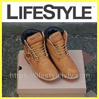 Мужские зимние ботинки Timberland 35-46 размер 3 цвета!