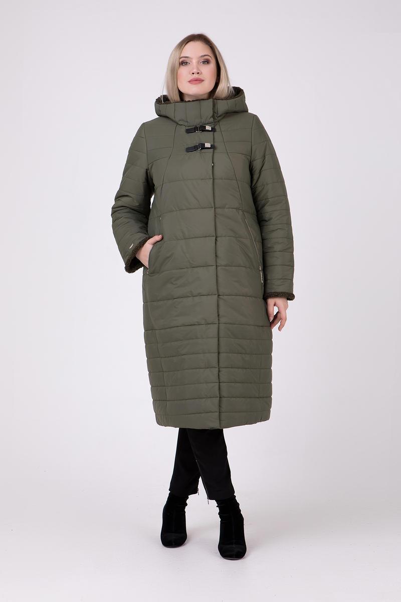 1a31697cd691 Зимнее комбинированное женское пальто с мехом: продажа, цена в Харькове.  пальто ...