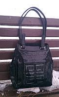 Кожаные женские сумки Брендированные, фото 1