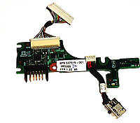 Плата с разъемом питания батареи и разъем питания для ноутбука Compaq Mini 110, 537615-001, Б / У