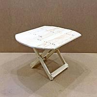 Столик раскладной для отдыха Тясмин (без отделки)