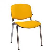 Стул офисный Изо хром в ассортименте (стулья для посетителей)