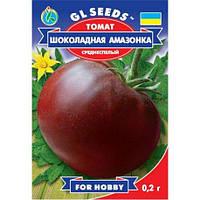 Семена Томат индетерминантный  Шоколадная Амазонка  0,2 грамма GL Seeds