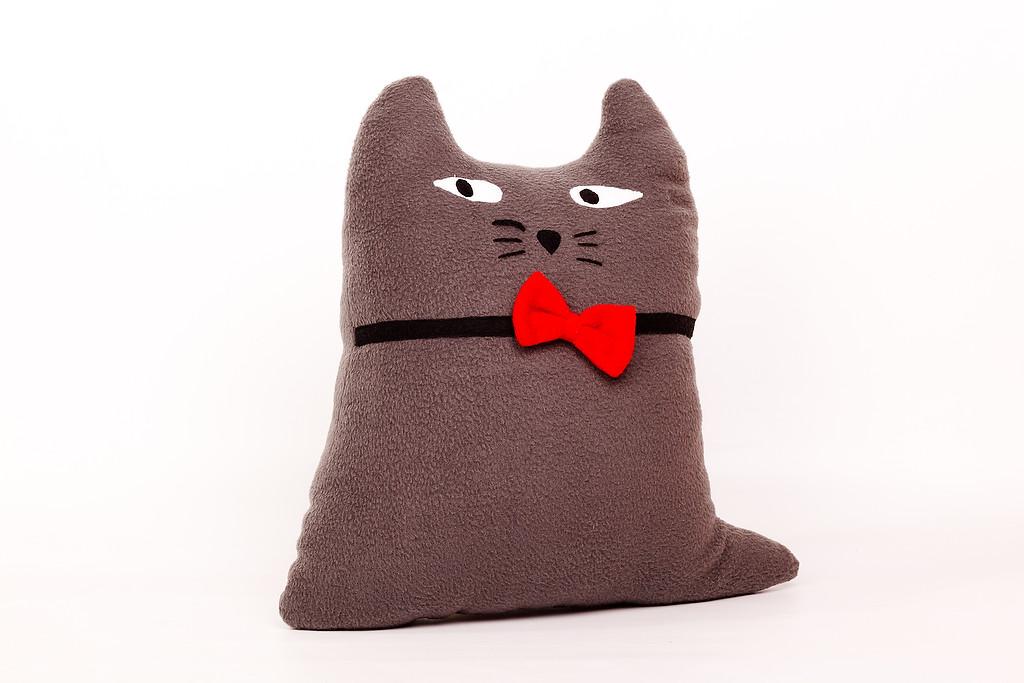 Подушка декоративная Кот