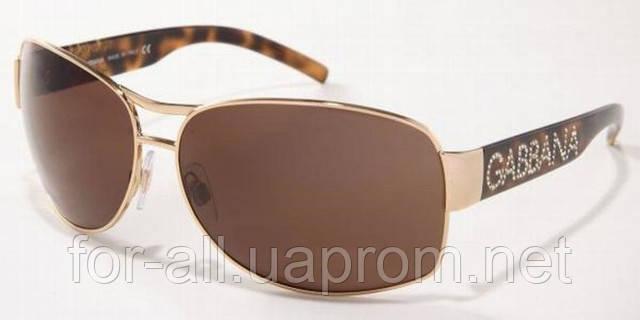 Очки известных брендов. Dolce & Gabbana DG2027B Sunglasses