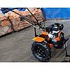 """Мотоблок Forte 1350G колеса 12"""""""