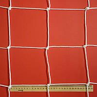 Сетка заградительная капроновая D 3,5 мм. Ячейка 15 см. оградительная, для спортзалов, стадионов.