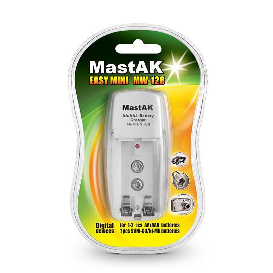 Сетевое зарядное устройство MastAK MW-128