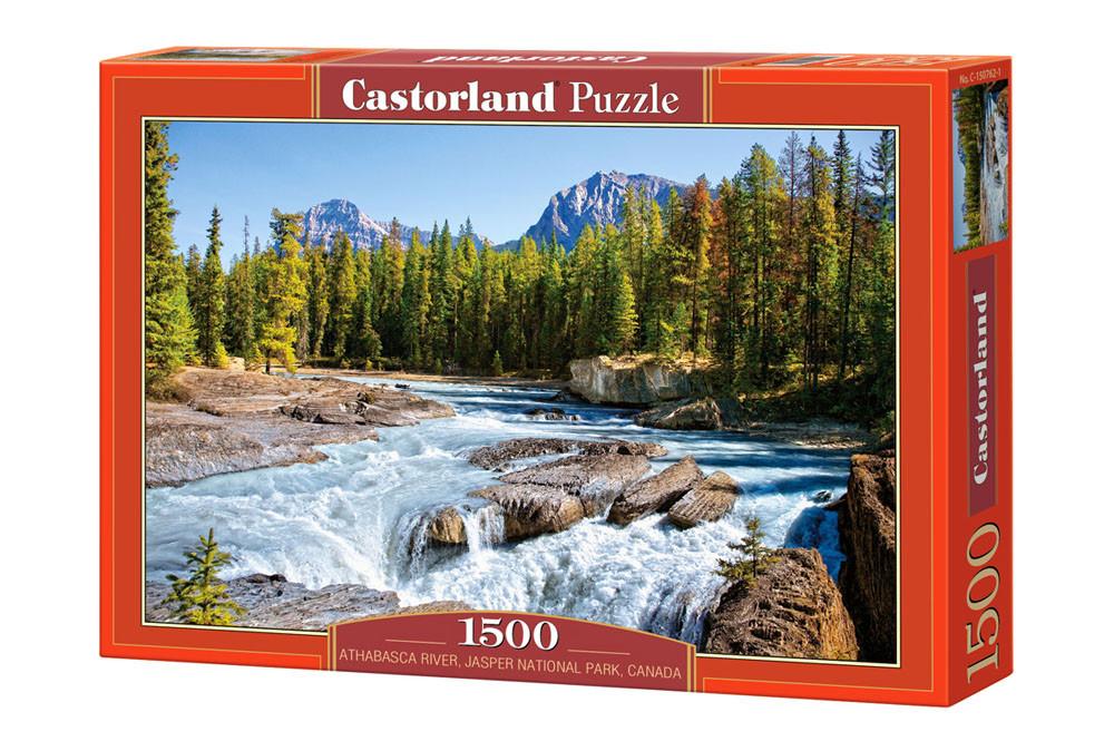 """Пазлы Castorland C-150762 """"Национальный парк Канада"""" 1500 элементов (C-150762)"""