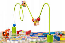 Большой столик игровой 7 в 1 Ecotoys, фото 2