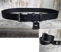 Ремень мужской Giorgio Armani D5015 черный