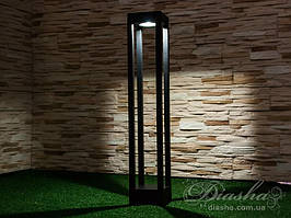 """Светодиодный светильник-столбик """"Боллард""""садово парковый светильник DFC-1020/600BL CW"""