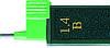Грифель для механического карандаша 1.4мм B Super-Polymer 12 шт в пенале