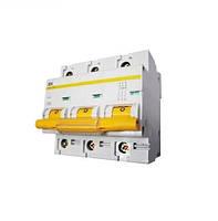 Автоматический выключатель ВА47-100 10kA 3p/C80A