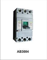 Автоматический выключатель АВ3004/3Н 3р 250А Промфактор